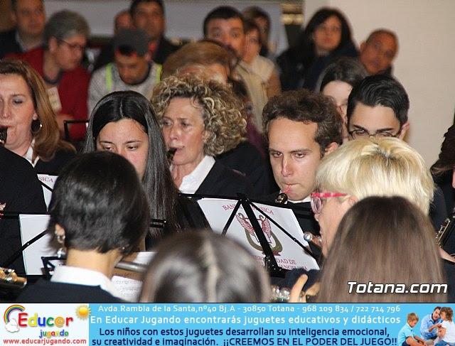 Concierto de Semana Santa XXV Aniversario Banda de Música Hdad. de San Juan Evangelista - 23