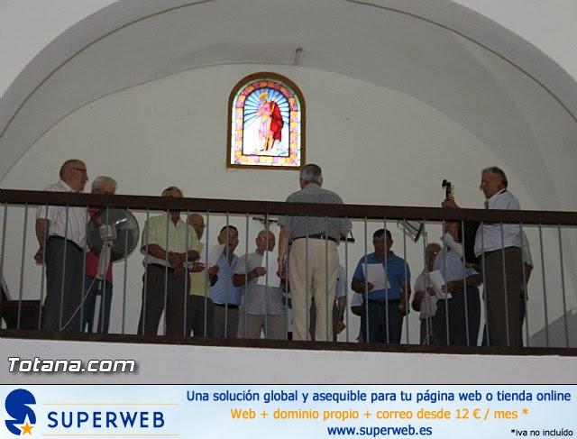 PROCESIÓN SAN ROQUE 2013 - REPARTO DE