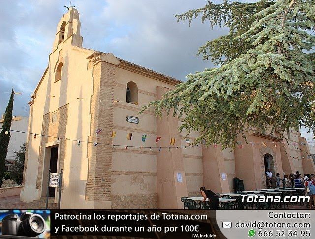 Procesión San Roque 2018 y reparto de guitarras - 1