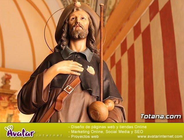 Procesión San Roque 2018 y reparto de guitarras - 4