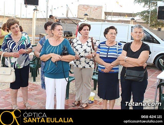 Procesión San Roque 2018 y reparto de guitarras - 14