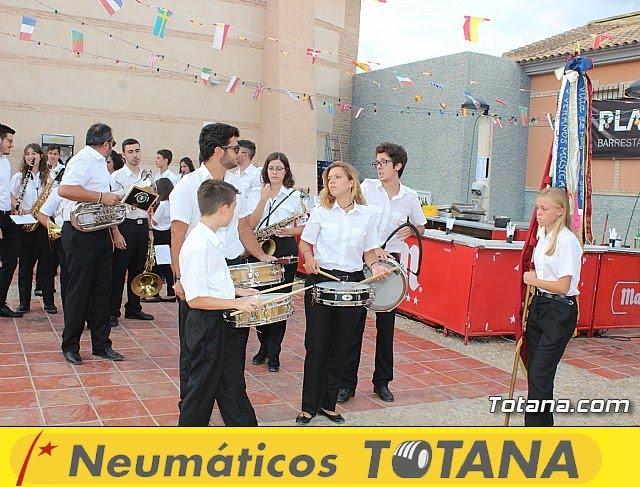 Procesión San Roque 2018 y reparto de guitarras - 17