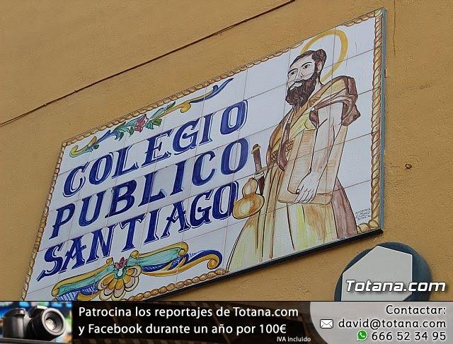 Procesión infantil Colegio Santiago - Semana Santa 2017 - 1