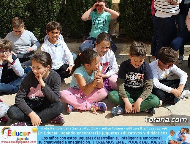Procesión infantil Colegio Santiago - Semana Santa 2017 - 4