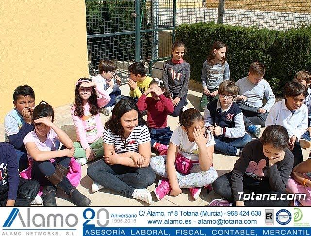 Procesión infantil Colegio Santiago - Semana Santa 2017 - 5