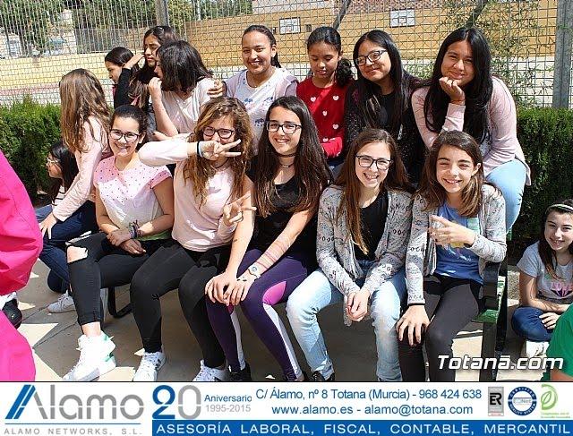 Procesión infantil Colegio Santiago - Semana Santa 2017 - 7