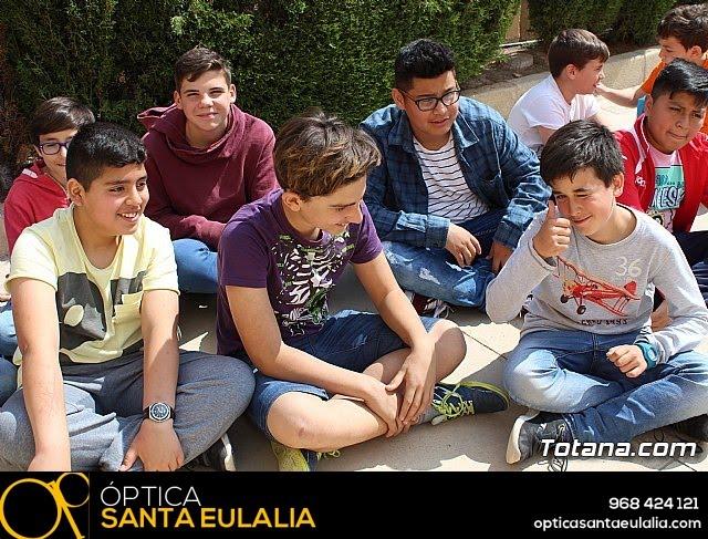 Procesión infantil Colegio Santiago - Semana Santa 2017 - 9