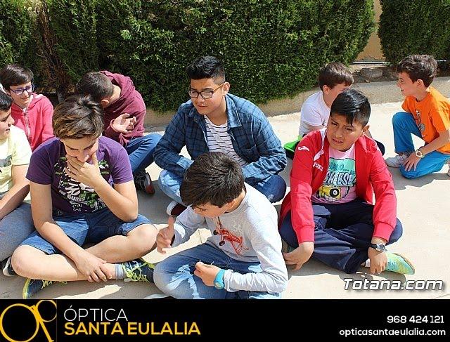 Procesión infantil Colegio Santiago - Semana Santa 2017 - 10