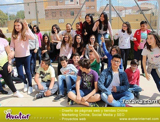 Procesión infantil Colegio Santiago - Semana Santa 2017 - 11