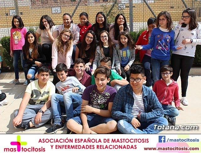 Procesión infantil Colegio Santiago - Semana Santa 2017 - 12
