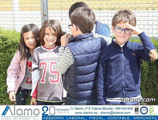 Procesión infantil Colegio Santiago - Semana Santa 2017 - 19