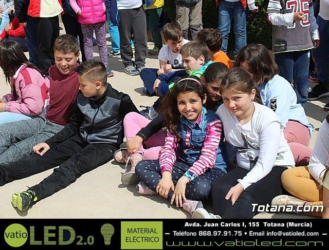Procesión infantil Colegio Santiago - Semana Santa 2017 - 22