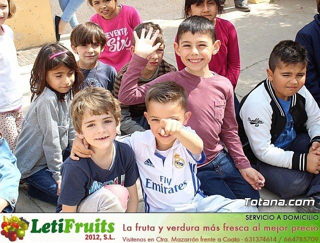Procesión infantil Colegio Santiago - Semana Santa 2017 - 32