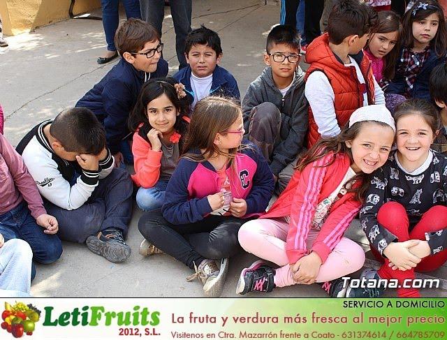 Procesión infantil Colegio Santiago - Semana Santa 2017 - 34