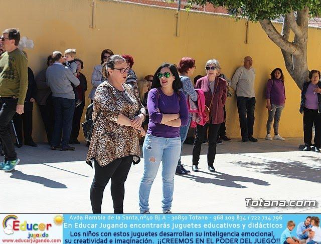 Procesión Infantil - Colegio Santiago. Semana Santa 2019 - 4