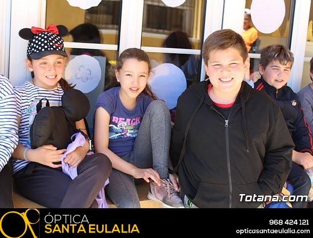 Procesión Infantil - Colegio Santiago. Semana Santa 2019 - 11