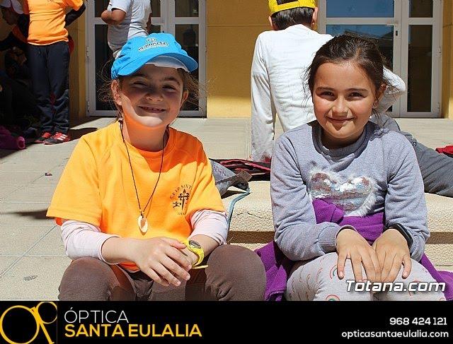 Procesión Infantil - Colegio Santiago. Semana Santa 2019 - 13