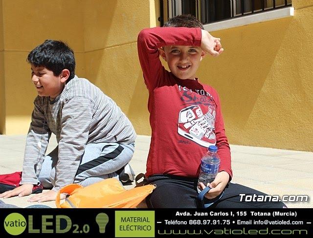 Procesión Infantil - Colegio Santiago. Semana Santa 2019 - 14