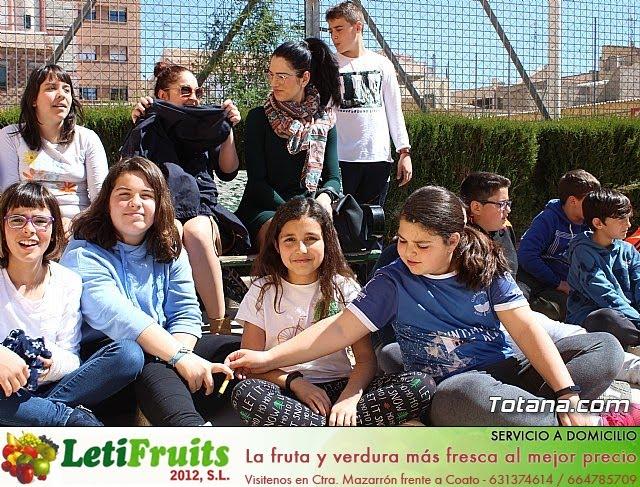 Procesión Infantil - Colegio Santiago. Semana Santa 2019 - 25