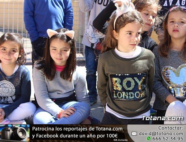 Procesión Infantil - Colegio Santiago. Semana Santa 2019 - 32