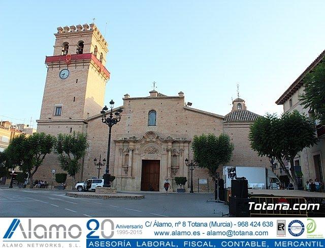 Solemne Eucaristía presidida por el Obispo y Concierto de la Coral Santiago - 1