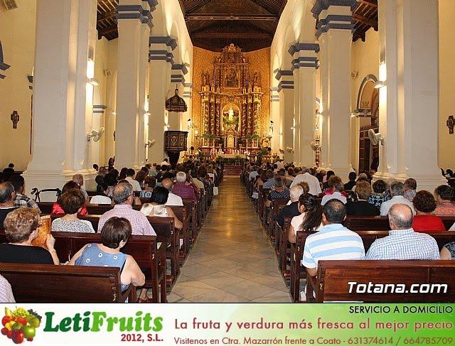 Solemne Eucaristía presidida por el Obispo y Concierto de la Coral Santiago - 3