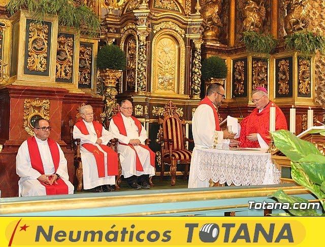 Solemne Eucaristía presidida por el Obispo y Concierto de la Coral Santiago - 7