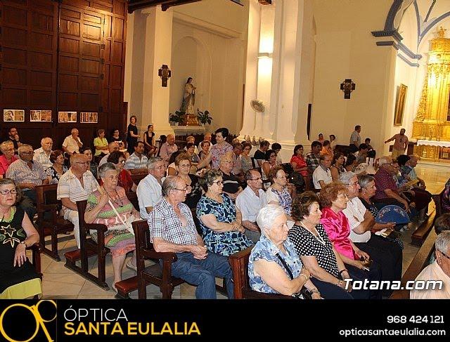 Solemne Eucaristía presidida por el Obispo y Concierto de la Coral Santiago - 10