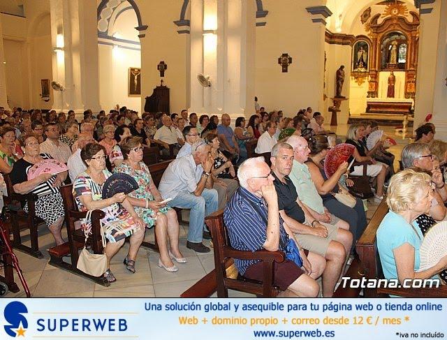 Solemne Eucaristía presidida por el Obispo y Concierto de la Coral Santiago - 11