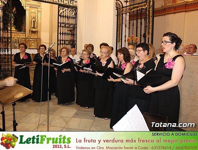 Solemne Eucaristía presidida por el Obispo y Concierto de la Coral Santiago - 16