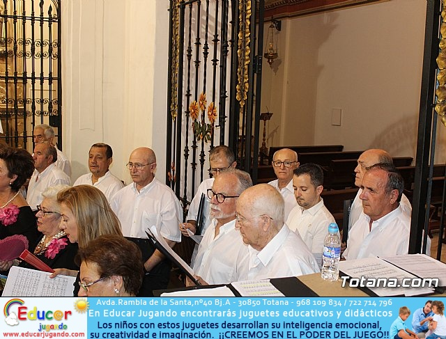 Solemne Eucaristía presidida por el Obispo y Concierto de la Coral Santiago - 19