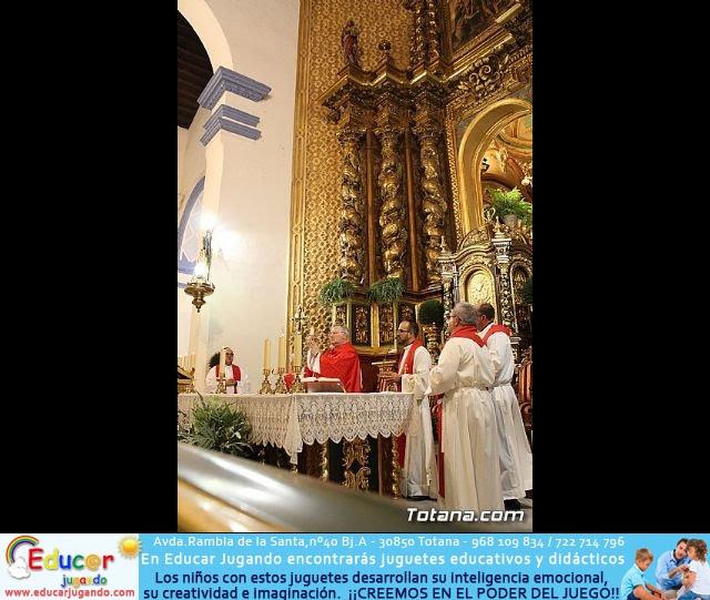 Solemne Eucaristía presidida por el Obispo y Concierto de la Coral Santiago - 23