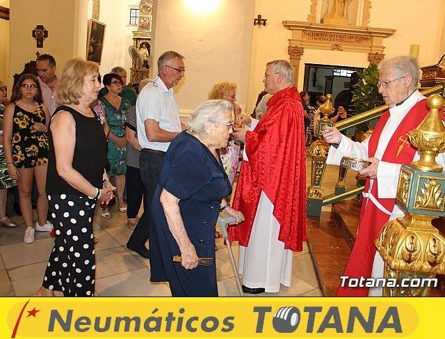 Solemne Eucaristía presidida por el Obispo y Concierto de la Coral Santiago - 28