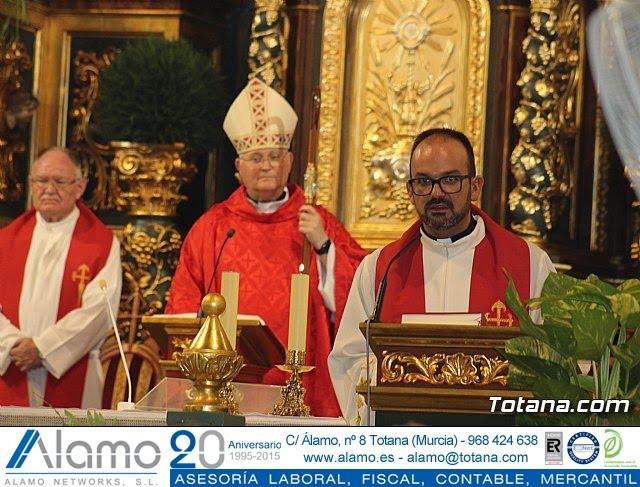 Solemne Eucaristía presidida por el Obispo y Concierto de la Coral Santiago - 34