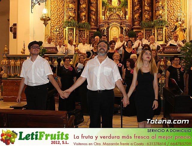 Solemne Eucaristía presidida por el Obispo y Concierto de la Coral Santiago - 53