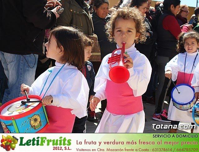 Procesión infantil Semana Santa 2018 - Colegio Santiago - 27