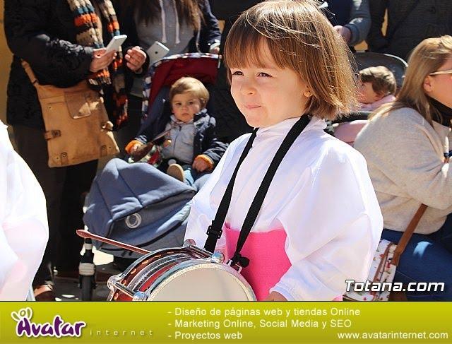 Procesión infantil Semana Santa 2018 - Colegio Santiago - 28