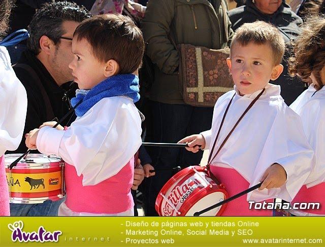 Procesión infantil Semana Santa 2018 - Colegio Santiago - 32