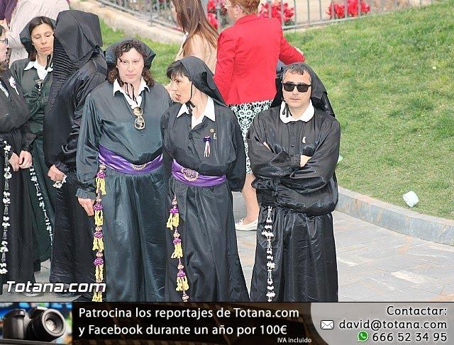 Traslado Santo Sepulcro 2016 - Tronos Viernes Santo noche - 8