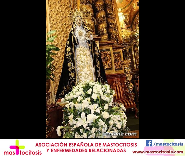 """Canto de """"Los siete dolores de María""""  y Stabat Mater - Coral Musicatesem - Viernes de Dolores 2019 - 3"""