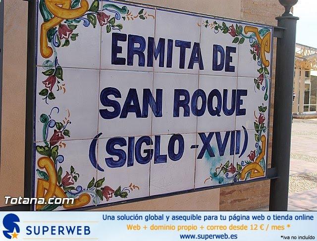 Domingo de Ramos - Procesión San Roque, Convento - Semana Santa 2016 - 1