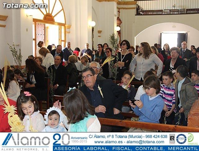 Domingo de Ramos - Procesión San Roque, Convento - Semana Santa 2016 - 3