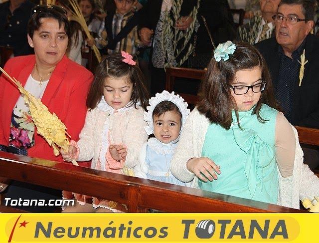 Domingo de Ramos - Procesión San Roque, Convento - Semana Santa 2016 - 4