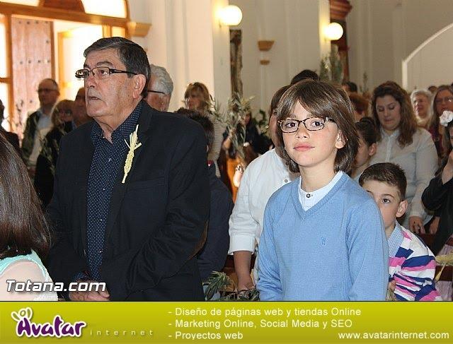 Domingo de Ramos - Procesión San Roque, Convento - Semana Santa 2016 - 10