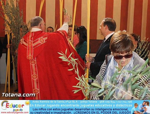 Domingo de Ramos - Procesión San Roque, Convento - Semana Santa 2016 - 17