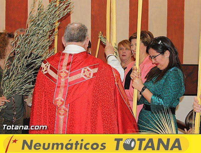 Domingo de Ramos - Procesión San Roque, Convento - Semana Santa 2016 - 18
