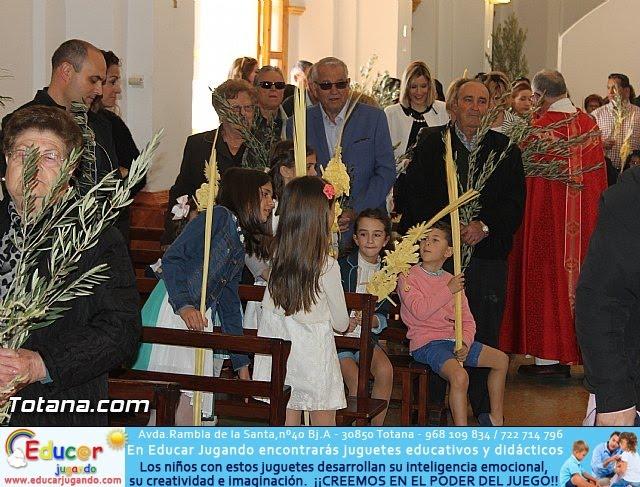 Domingo de Ramos - Procesión San Roque, Convento - Semana Santa 2016 - 21
