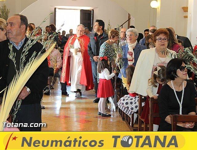 Domingo de Ramos - Procesión San Roque, Convento - Semana Santa 2016 - 29