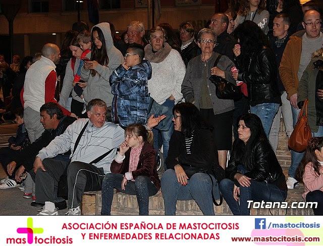 Traslado de pasos. Noche del Lunes Santo 2017 - 19