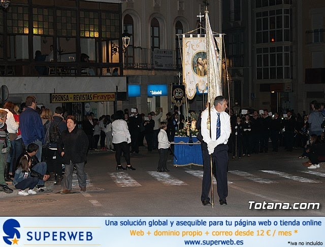 Traslado de pasos. Noche del Lunes Santo 2017 - 27
